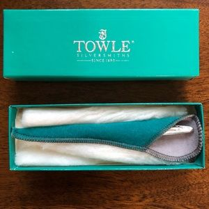 Towle Makeup - Towle Sterling Silver Nail File